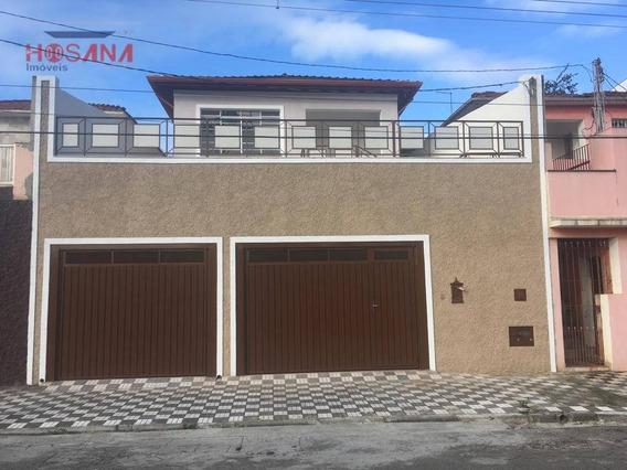 Excelente Casa, Regiao Central De Caieiras - Ca0597