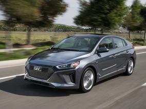 Hyundai Ioniq Híbrido 2018 105hp+32kw- Lagomar Automoviles