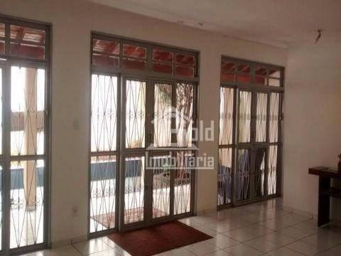 Sobrado Com 5 Dormitórios, 370 M² - Venda Por R$ 670.000 Ou Aluguel Por R$ 3.600/mês - Ribeirânia - Ribeirão Preto/sp - So0013