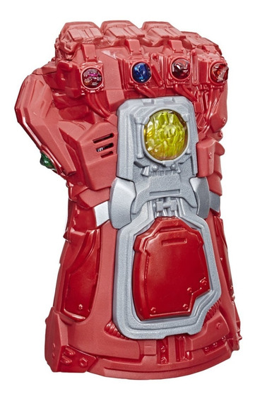 Endgame Guantelete Rojo Guante Electrónico Marvel Avengers