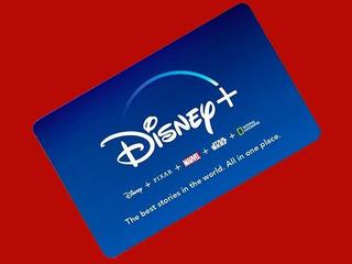 Disney Plus (gift Card 1 Año),4 Pantallas-entrega Inmediata