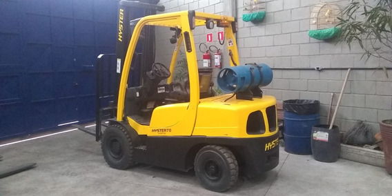 Empilhadeira Hyster 3.500 Kg