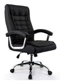 Cadeira Giratória Presidente Relax Escritório - Ergonômica