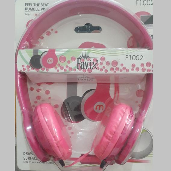 Fone Ouvido Headset Favix F1002