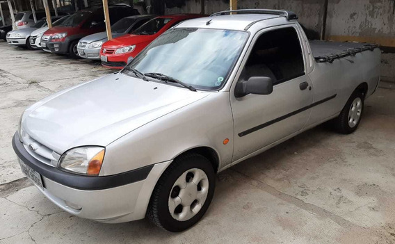 Ford Courier 1.6 Xl 2p 2000