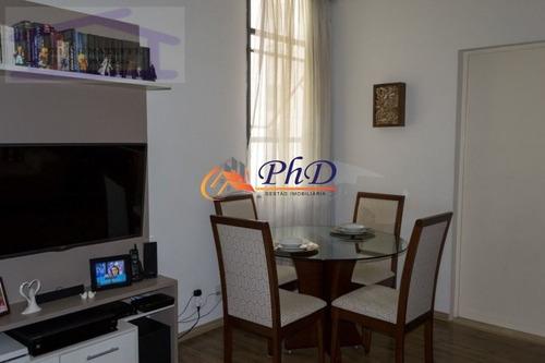 Condomínio Chácara Das Flores - Apartamento A Venda No Bairro Jardim Santa Teresa - Jundiaí, Sp - Ph59536