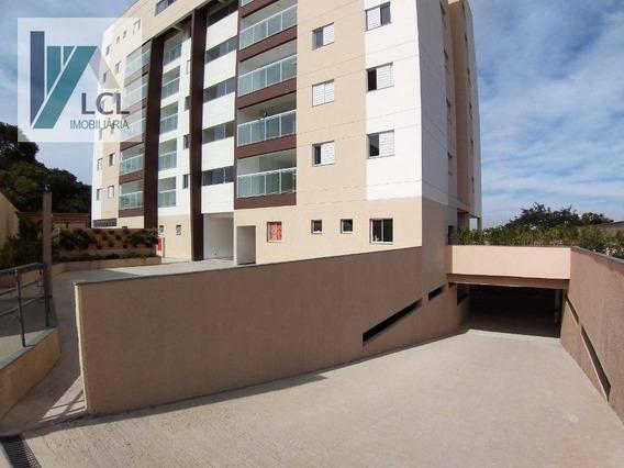 Apartamento Com 2 Dormitórios À Venda, 64 M² Por R$ 300.000 - Parque Assunção - Taboão Da Serra/sp - Ap0087