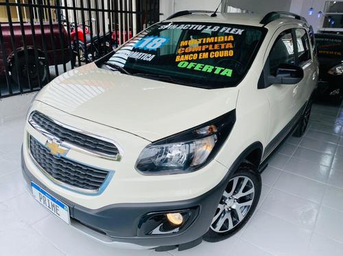 Chevrolet Spin 2018 1.8 Activ 5l Aut. 5p