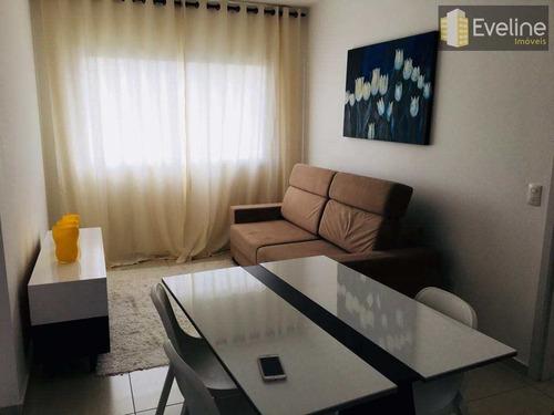 Imagem 1 de 9 de Apartamento Com 1 Dorm, Vila Partenio, Mogi Das Cruzes - R$ 450 Mil, Cod: 2113 - V2113
