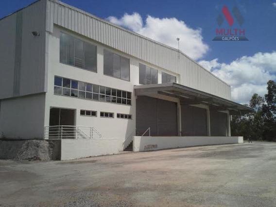 Galpão Industrial Para Locação, Embu Das Artes. - Ga0067