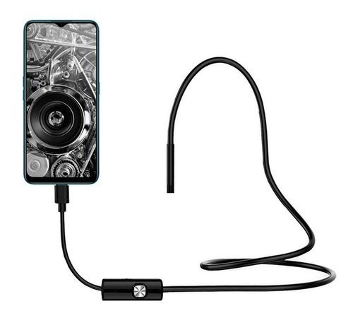 Redlemon Endoscopio Camara Usb Otg 1 Metro Led Para Android