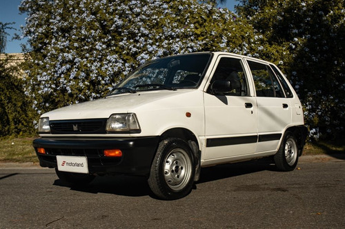Suzuki Maruti 800 Impecable! - Motorland Permuto / Financio