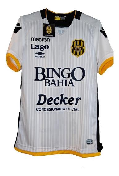 Camiseta Alternativa Olimpo De Bahia Blanca Macron 2018