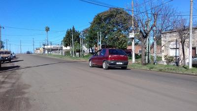 Terreno Amplio Esquina Ex Paraguay Y Verocay 10 X 38 M