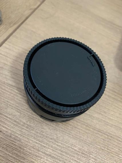 Lente Neewer 1.7 35mm E-mount