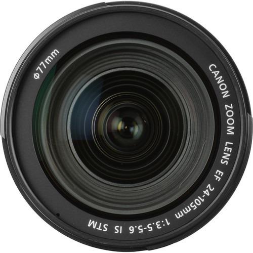 Lente Canon Ef 24-105mm F/3.5-5.6 Is Stm Novo