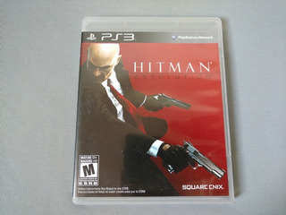 Hitman Absolution Original Para Ps3