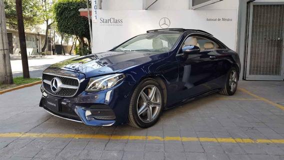 Mercedes-benz Clase E 2p E 400 Coupe V6/3.0/t Aut