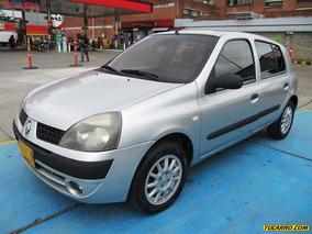 Renault Clio Authentique 1600cc Mt Aa