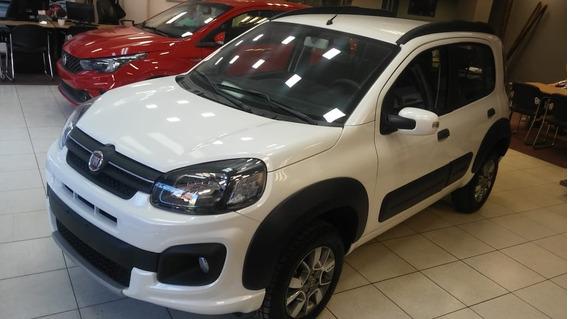 Fiat Uno $86.000 Y Cuotas $6272 Entrega Directa F-