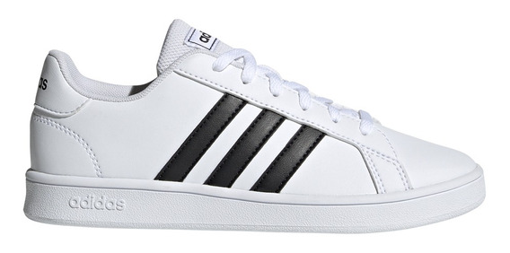 Zapatillas adidas Moda Grand Court K Bl/ng