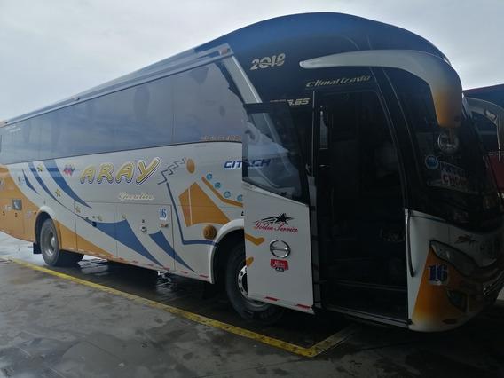 Bus Hino Ak 2018 Interprovincial Con Derechos