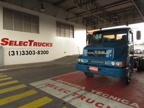 Mb 1620 2008/2008 = Cargo = Tector