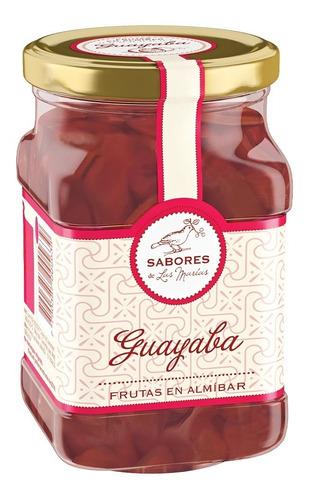Guayaba En Almíbar