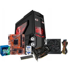 Pc Gamer Intel Core I5 7400 Ddr3 8gb Hd 1tb Gtx 1050 Oc 2gb