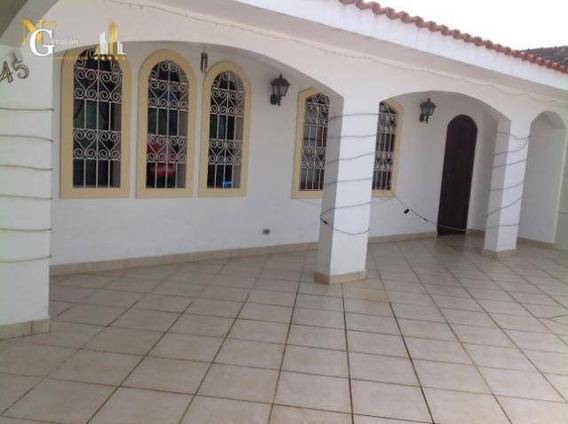 Casa Com 4 Dormitórios À Venda, 200 M² Por R$ 371.000,00 - Solemar - Praia Grande/sp - Ca0118