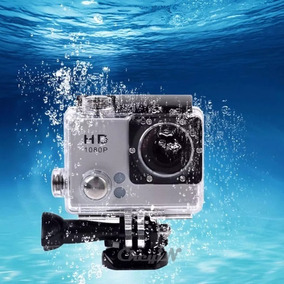 Action Cam Câmera Moto Capacete Esporte Mergulho Hd 1080p .