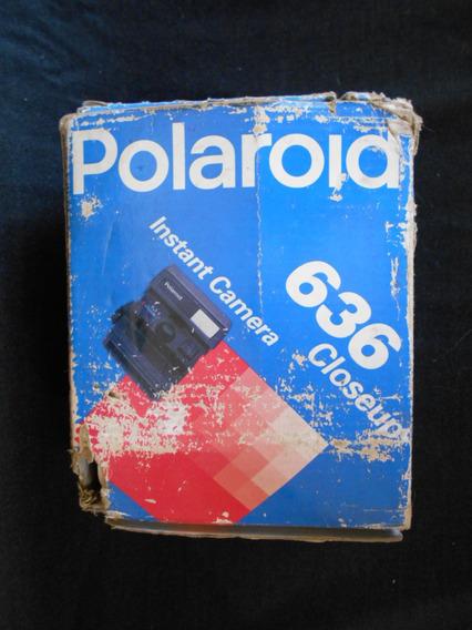 Câmera - Polaroid - 636 Closeup - Com Caixa