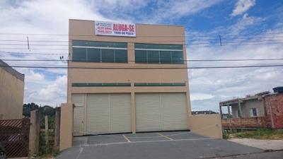 Aluguel Prédio Comercial Itapecerica Da Serra Brasil - 345-a