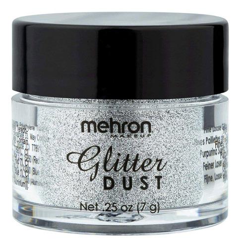 Mehron - Polvo De Maquillaje Con Purpurina