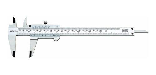 Calibre Asimeto 341-06-4 150mm Mecanico Lec.0.02mm O/chino