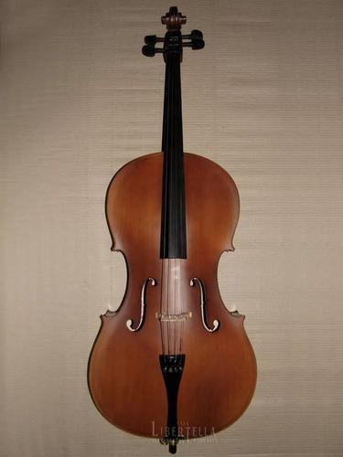 Violoncello Cello Jose Asturias 1/2 Funda Arco Resina Nuevo