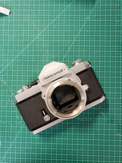 Câmera Nikon Nikkormat Ft3