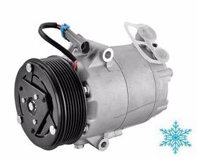 Compressor Fiat Palio 1.8 Stilo Punto Modelo Cvc Motor Gm