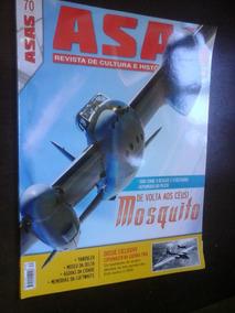 Lote 4 Revistas Asas Numeros 70,71,72 E 73