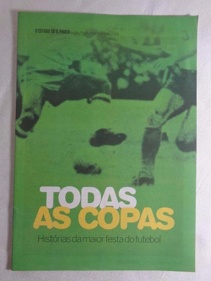 Revista Todas As Copas Futebol