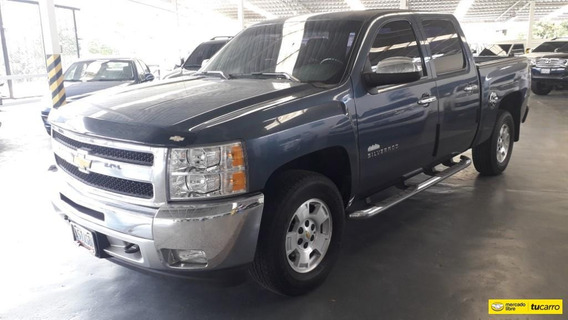 Chevrolet Silverado D/cabina Pick-up Carga 4x4
