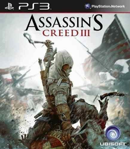 Assassins Creed Iii (mídia Física) - Ps3