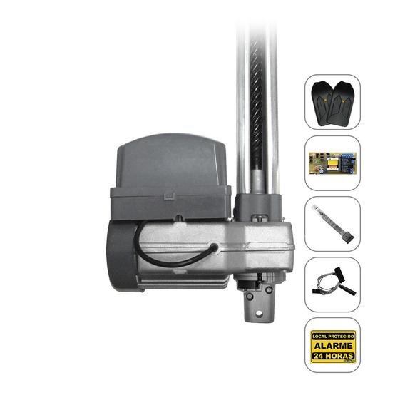 Kit Motor Portão Eletrônico Basculante Ppa Penta 1/2 400 Kg