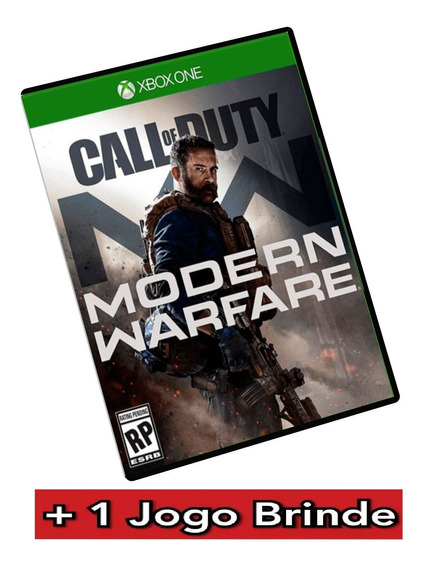 Call Of Duty Modern Warfare Xbox One + Brinde