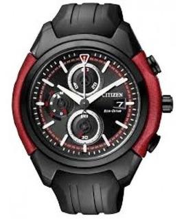 Reloj Hombre Citizen Eco Drive Ca028705e. Cronografo. Nuevo