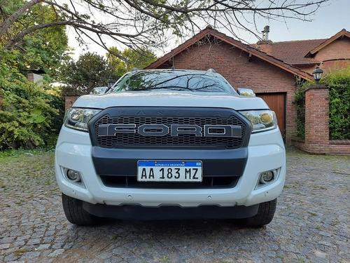 Liquido Ranger Limited 2016 Linea Nueva Impecable 116.000km