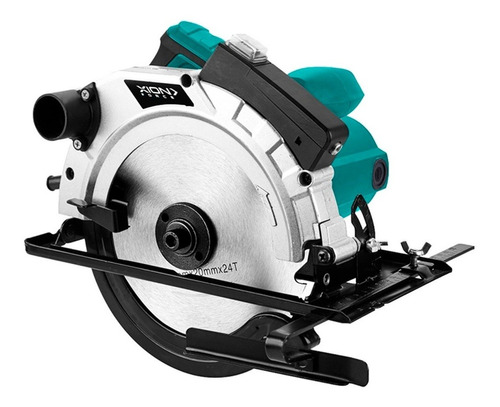 Sierra Circular Xion 1500 W Regulador 5000 Rpm Toolcs15 Dimm