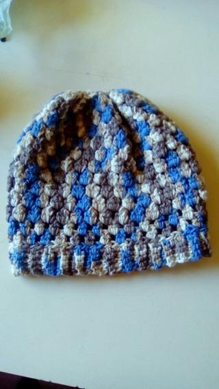 Gorro Caido Crochet