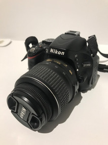 Câmera Nikon D5100 18-55mm Vr Kit + Cartão 8gb   Semi-nova