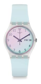 Reloj Swatch Mujer Ultraciel Ge713 Envio Gratis